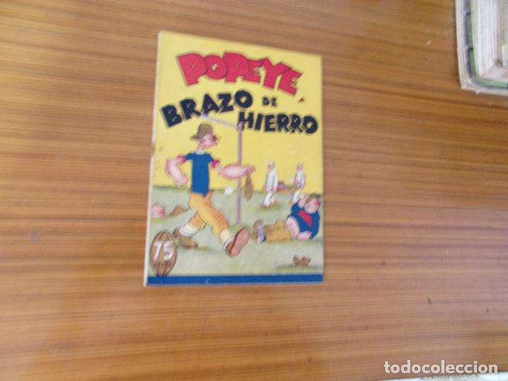 POPEYE Nº EDITA HISPANO AMERICANA (Tebeos y Comics - Hispano Americana - Otros)