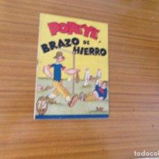 Tebeos: POPEYE Nº EDITA HISPANO AMERICANA. Lote 222059733