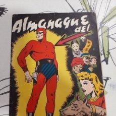 Tebeos: ALMANAQUE DE EL HOMBRE ENMASCARADO PARA 1948. Lote 222370562