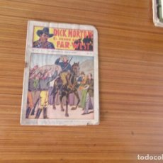 Tebeos: DICK NORTON EL HEROE DEL FAR WEST Nº 18 EDITA HISPANO AMERICANA. Lote 222621770