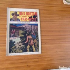 Tebeos: DICK NORTON EL HEROE DEL FAR WEST Nº 31 EDITA HISPANO AMERICANA. Lote 222621797