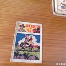 Tebeos: DICK NORTON EL HEROE DEL FAR WEST Nº 23 EDITA HISPANO AMERICANA. Lote 222622108