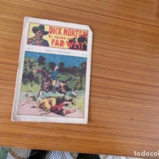 Tebeos: DICK NORTON EL HEROE DEL FAR WEST Nº 11 EDITA HISPANO AMERICANA. Lote 222622148