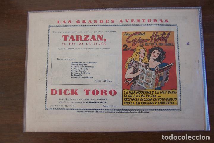 Tebeos: hispano americana - colección de tarzán, años 40, ver interior, - Foto 95 - 26004502
