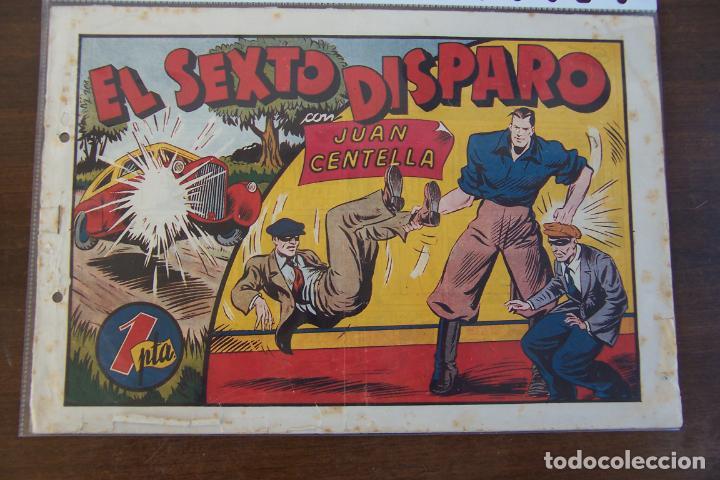 Tebeos: hispano americana, juan centella, nº en interior - Foto 61 - 87629320