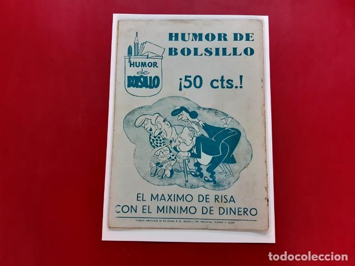 Tebeos: PECOS BILL -ALBUM DE ORO -N° 3 -LA LEYENDA DE SUE- HISPANO AMERICANA - Foto 2 - 222874748
