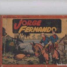 Tebeos: JORGE Y FERNANDO ÁLBUM Nº 1. Lote 223115761