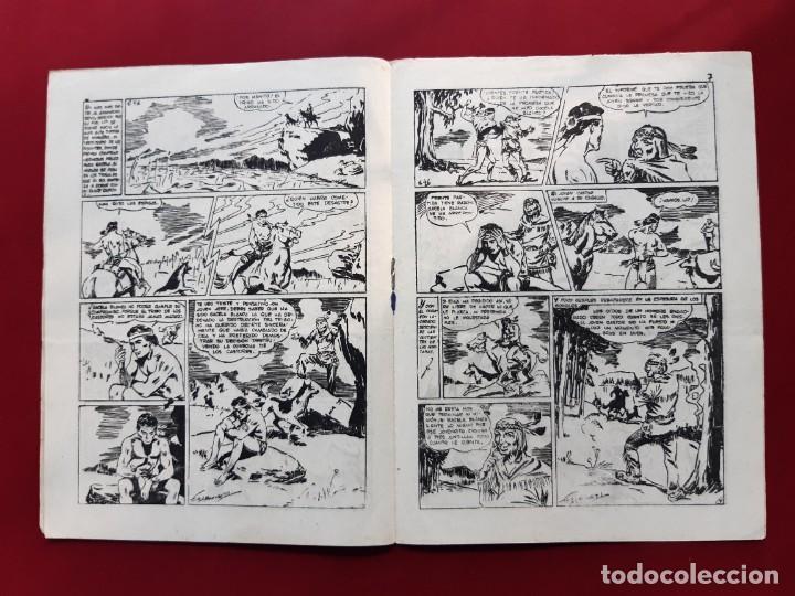 Tebeos: GACELA BLANCA Nº 46 ORIGINAL -EN BUEN ESTADO- LEER DESCRIPCION - - Foto 3 - 223966631
