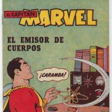 Tebeos: EL CAPITÁN MARVEL - Nº 18 - EL EMISOR DE CUERPOS - 1960 *** HISPANO AMERICANA EDICIONES***. Lote 224168145