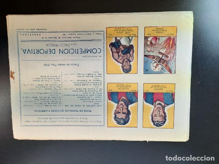 Tebeos: CARLOS EL INTREPIDO (1942, HISPANO AMERICANA) 3 · 1942 · TIZOK EL TIRANO - Foto 2 - 224848546