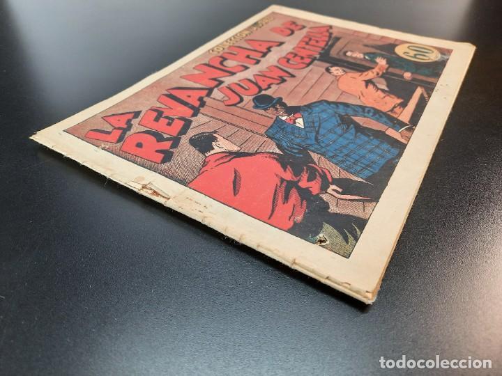 Tebeos: JUAN CENTELLA (1940, HISPANO AMERICANA) 34 · 1940 · LA REVANCHA DE JUAN CENTELLA - Foto 3 - 224853778