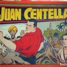 Tebeos: JUAN CENTELLA- ALBUM NUM 12 - ORIGINAL. Lote 224889248