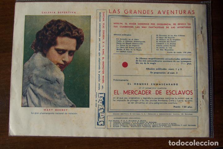 Tebeos: hispano americana, lote de merlín el mago, ver - Foto 90 - 81703172