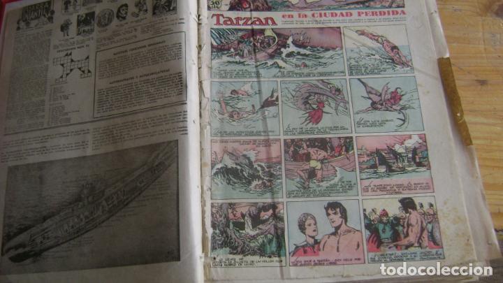 Tebeos: LEYENDAS ORIGINAL HISPANO AMERICNA CURIOSO TOMO CON COLECCION MUY AVANZADA VER DESCRIPCION ESTINTITN - Foto 2 - 226375330