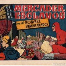 Tebeos: MERCADER DE ESCLAVOS Nº 29 DEL HOMBRE ENMASCARADO,ORIGINAL NUEVO. Lote 227752770