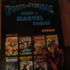Tebeos: PHOTO-JOURNAL.GUIDE TO MARVEL COMICS-VOLUME K-Z-. Lote 228056350
