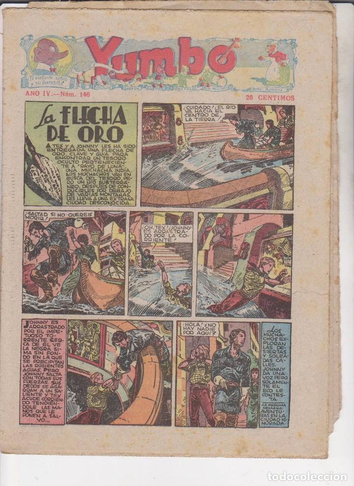 COMIC COLECCION YUMBO Nº 146 (Tebeos y Comics - Hispano Americana - Yumbo)