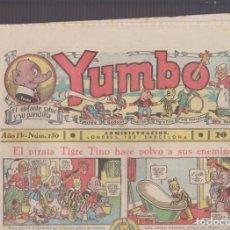 Tebeos: COMIC COLECCION YUMBO Nº 130. Lote 228163520