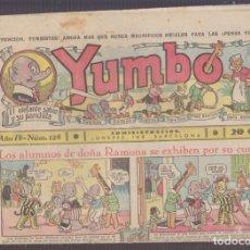 Tebeos: COMIC COLECCION YUMBO Nº 128. Lote 228163586