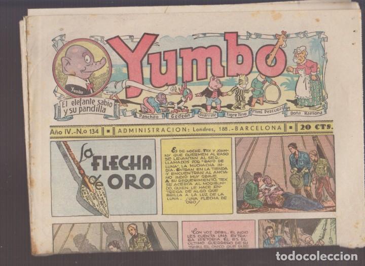 COMIC COLECCION YUMBO Nº 134 (Tebeos y Comics - Hispano Americana - Yumbo)