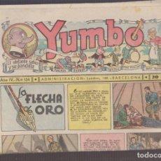 Tebeos: COMIC COLECCION YUMBO Nº 134. Lote 228163785