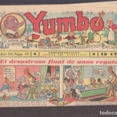 Tebeos: COMIC COLECCION YUMBO Nº 83. Lote 228163898