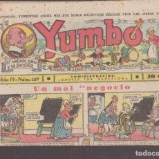 Tebeos: COMIC COLECCION YUMBO Nº 129. Lote 228164300