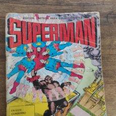 Tebeos: SUPERMÁN EDICIÓN LIMITADA PARA COLECCIONISTAS 1976 VALENCIA. Lote 228413715