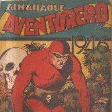 Livros de Banda Desenhada: ALMANAQUE AVENTURERO. A-COMIC-5820. Lote 228563755