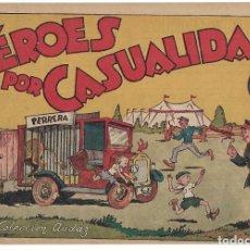 Tebeos: PEPIN Y RUFO Nº 1 ORIGINAL HISPANO AMERICANA 1941- IMPORTANTE LEER DESCRIPCION. Lote 229345955