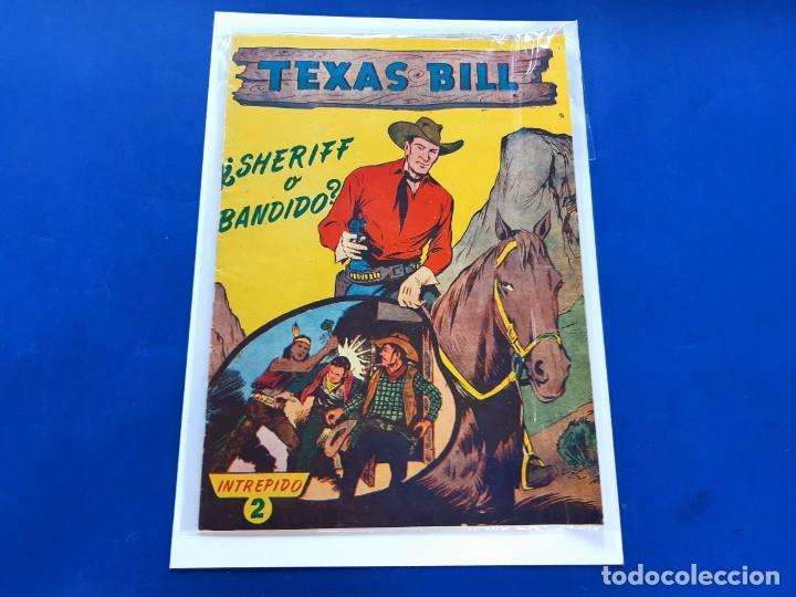 TEXAS BILL Nº 2 -ORIGINAL -HISPANO AMERICANA (Tebeos y Comics - Hispano Americana - Otros)