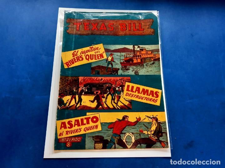 TEXAS BILL Nº 8 -ORIGINAL -HISPANO AMERICANA (Tebeos y Comics - Hispano Americana - Otros)