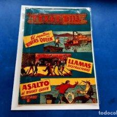 Tebeos: TEXAS BILL Nº 8 -ORIGINAL -HISPANO AMERICANA. Lote 229561165