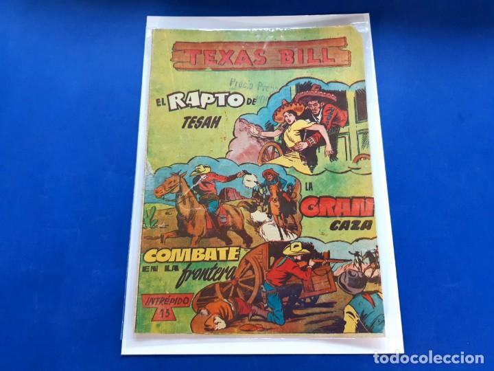 TEXAS BILL Nº 13 -ORIGINAL -HISPANO AMERICANA (Tebeos y Comics - Hispano Americana - Otros)