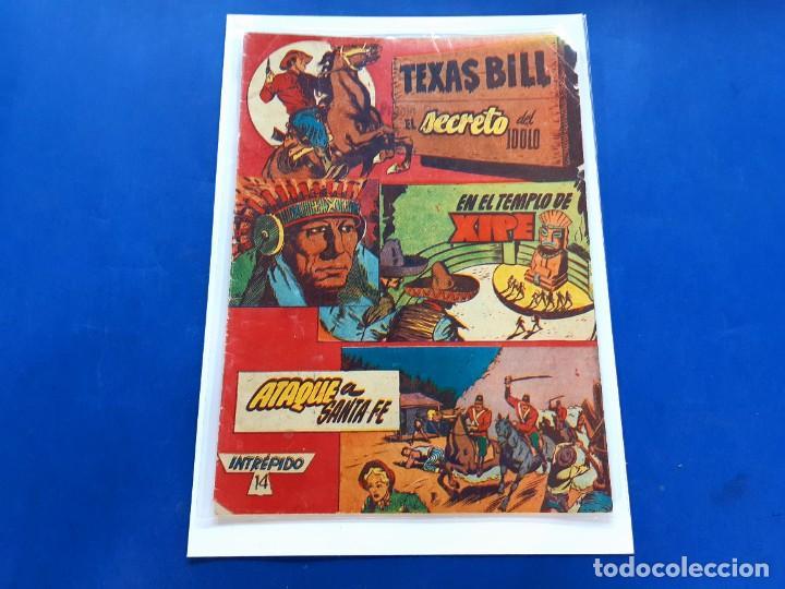 TEXAS BILL Nº 14 -ORIGINAL -HISPANO AMERICANA (Tebeos y Comics - Hispano Americana - Otros)