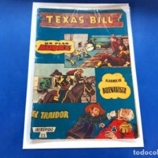 Tebeos: TEXAS BILL Nº 22 -ORIGINAL -HISPANO AMERICANA. Lote 229562880
