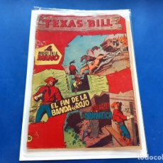 Tebeos: TEXAS BILL Nº 26 -ORIGINAL -HISPANO AMERICANA. Lote 229563180
