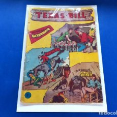 Tebeos: TEXAS BILL Nº 31 -ORIGINAL -HISPANO AMERICANA. Lote 229563575