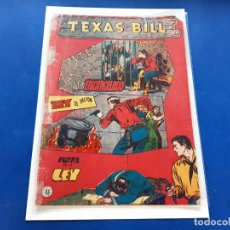 Tebeos: TEXAS BILL Nº 46 -ORIGINAL -HISPANO AMERICANA. Lote 229565400