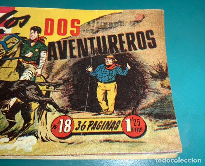 Tebeos: COMIC EL PEQUEÑO SHERIFF N 18 HISPANO AMERICANA DE EDICIONES - Foto 4 - 230040550