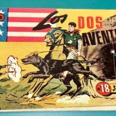 Tebeos: COMIC EL PEQUEÑO SHERIFF N 18 HISPANO AMERICANA DE EDICIONES. Lote 230040550