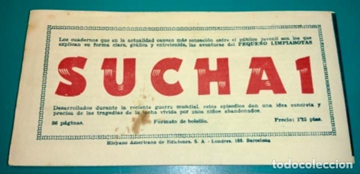 Tebeos: COMIC DE JORGE Y FERNANDO NÚMERO 31 HISPANO AMERICANA DE EDICIONES - Foto 2 - 230044580