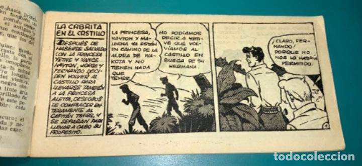 Tebeos: COMIC DE JORGE Y FERNANDO NÚMERO 31 HISPANO AMERICANA DE EDICIONES - Foto 3 - 230044580