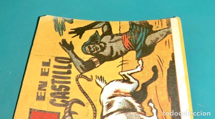 Tebeos: COMIC DE JORGE Y FERNANDO NÚMERO 31 HISPANO AMERICANA DE EDICIONES - Foto 4 - 230044580