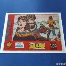 Tebeos: BUFFALO BILL ORIGINAL Nº 42 HISPANO AMERICANA 1958 -EXCELENTE ESTADO. Lote 230064535