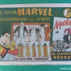 Tebeos: EL CAPITAN MARVEL Nº 80 SECUESTRADORES DEL TIEMPO HISPANO AMERICANA. Lote 230232210