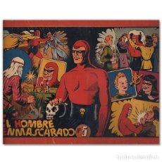 Livros de Banda Desenhada: EL HOMBRE ENMASCARADO 5. Lote 233120275