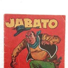 Tebeos: JABATO Nº 9 EDI. HISPANO AMERICANA 1951 ORIGINAL. Lote 233768570