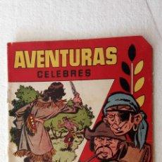 Tebeos: AVENTURAS CÉLEBRES ALMANAQUE 1954 ORIGINAL - HISPANO AMERICANA - RIPOLL G. ETC.. Lote 234408590