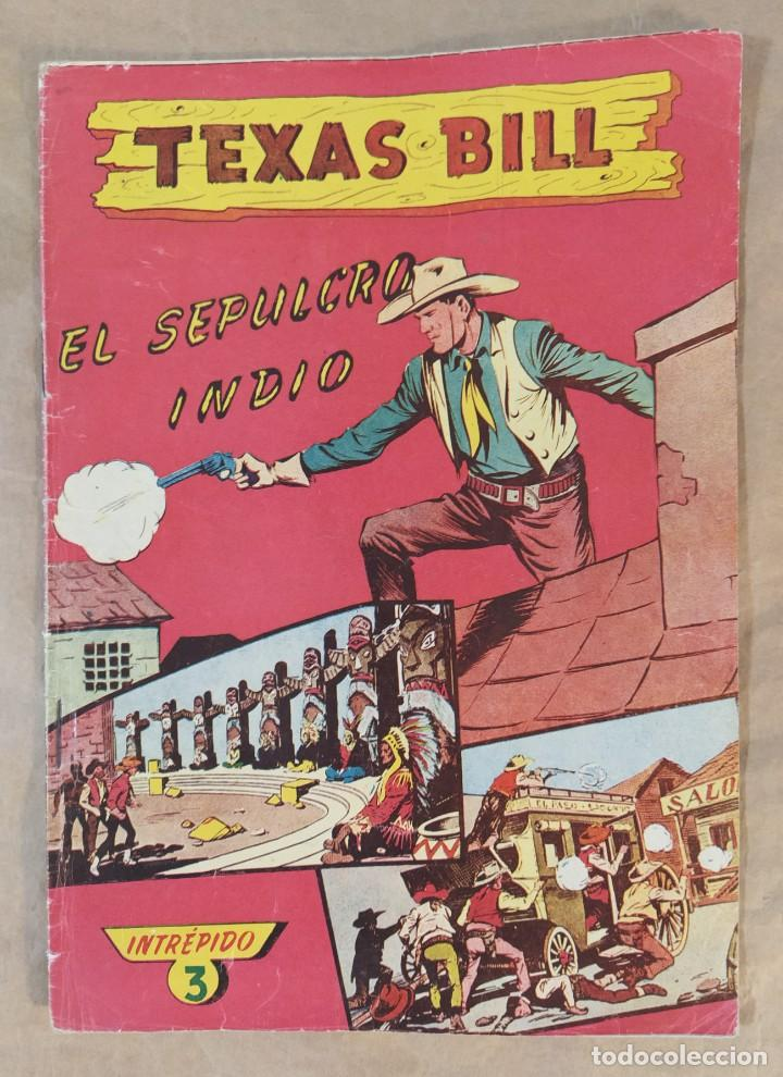 TEXAS BILL - HISPANO AMERICANA / NÚMERO 3 (Tebeos y Comics - Hispano Americana - Otros)
